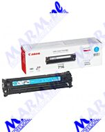 Canon oryginalny toner CRG716; 1979B002; 1500s; Canon; LBP-5050; 5050n; MF-8050s-cyan