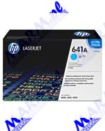 HP oryginalny toner C9721A; HP 641A; 8000s; Hewlett-Packard; Color LaserJet 4600; N; DN; DTN; HDN; 4650s-cyan