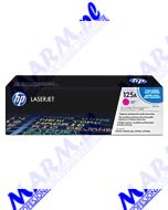 HP oryginalny toner CB543A; HP 125A; 1400s; Hewlett-Packard; Color LaserJet CP1215; 1515; 1518s-magenta