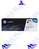 HP oryginalny toner CC530A; HP 304A; 3500s; Hewlett-Packard; Color LaserJet CP2025; CM2320s-black