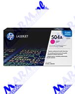 HP oryginalny toner CE253A; HP 504A; 7000s; Hewlett-Packard; Color LaserJet CP3525s-magenta