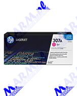 HP oryginalny toner CE743A; HP 307A; 7300s; Hewlett-Packard; Color LaserJet CP5225s-magenta