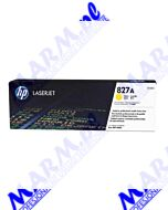 HP oryginalny toner CF302A; HP 827A; 32000s; Hewlett-Packard; Color LaserJet MFP M880z; 850gs-yellow