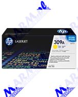 HP oryginalny toner Q2672A; HP 309A; 4000s; Hewlett-Packard; Color LaserJet 3500; N; 3550; N; DN; DTNs-yellow