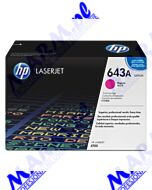 HP oryginalny toner Q5953A; HP 643A; HP Color LaserJet 4700; n; dn; dtn; ph+; 10000s; Hewlett-Packard-magenta