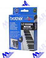Brother oryginalny ink / tusz LC-1000BK; 500s; Brother; DCP-130C; 330C; 540CN; 350C; MFC-440CN; 465CN; 546s-black