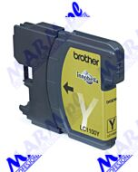 Brother oryginalny ink / tusz LC-1100Y; 325s; Brother; DCP-6690CW; MFC-6490CWs-yellow