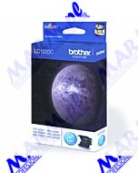 Brother oryginalny ink / tusz LC-1220C; 300s; Brother; DCP-J925 DWs-cyan