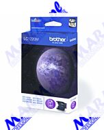 Brother oryginalny ink / tusz LC-1220M; 300s; Brother; DCP-J925 DWs-magenta