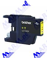 Brother oryginalny ink / tusz LC-1220Y; 300s; Brother; DCP-J925 DWs