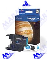 Brother oryginalny ink / tusz LC-1240C; 600s; Brother; MFC-J6910DWs-cyan