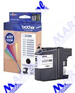 Brother oryginalny ink / tusz LC-223BK; 600s; Brother; MFC-J4420DW; MFC-J4620DW; MFC-J4120DW; MFC-J4625DWs-black