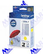 Brother oryginalny ink / tusz LC-225XLY; 1200s; Brother; MFC-J4420DW; MFC-J4620DWs-yellow
