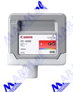 Canon oryginalny ink / tusz PFI306R; 6663B001; Canon; iPF-8300s-330ml-red