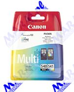 Canon oryginalny ink / tusz PG540/CL541 multipack; black/color; 5225B006; Canon; 2-pack Pixma MG2150; 3150s-black/multi