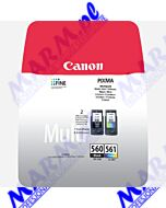 Canon oryginalny ink / tusz PG560/CL561 multipack; black/color; 3713C006; Canon; 2-pack Pixma TS5350s-black/multi