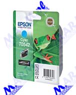 Epson oryginalny ink / tusz C13T054240; 400s; Epson; Stylus Photo R800; R1800s-13ml-cyan