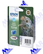 Epson oryginalny ink / tusz C13T079540; Epson; Stylus Photo 1400s-11.1ml-light cyan