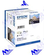 Epson oryginalny ink / tusz C13T74414010; high capacity; 10000s; Epson; WorkForce Pro WP-M4525 DNF; WP-M4015 DNs-181ml-black