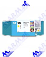 HP oryginalny ink / tusz C5065A; HP 90; Hewlett-Packard; DesignJet 4000; 4000ps; 4500s