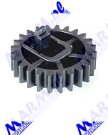 TONER COLLECTION COIL GEAR