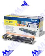Brother oryginalny toner TN230Y; 1400s; Brother; HL-3040CN; 3070CW; DCP-9010CN; 9120CN; MFC-9320CWs-yellow
