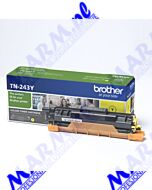 Brother oryginalny toner TN243Y; Brother DCP-L3500; MFC-L3730; MFC-L3740; MFC-L3750; 1000s; Brother-yellow