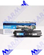 Brother oryginalny toner TN-321C; Brother HL-L8350CDW; HL-L9200CDWT; 1500s; Brother-cyan