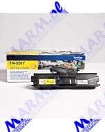 Brother oryginalny toner TN-326Y; 3500s; Brother; HL-L8350CDW; DCP-L8400CDNs-yellow