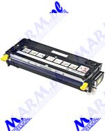 Dell oryginalny toner 593-10173; NF556; high capacity; Dell 3110CN; 8000s; Dell-yellow
