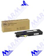 Dell oryginalny toner 593-11112; V0PNK; Dell C3760n; C3760dn; C3765dnf; 3000s; Dell-yellow