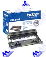 Brother oryginalny bęben DR2401; 12000s; Brother; DCP-L2532DW; DCP-L2552DN; HL-L2312D; HL-L2352DWs-black