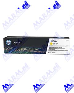 HP oryginalny toner CF352A; HP 130A; 1000s; Hewlett-Packard; Color LaserJet Pro M176n; M177fw; 300gs-yellow