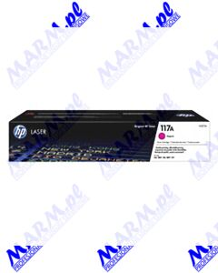 HP oryginalny toner W2073A; HP 117A; 700s; Hewlett-Packard; Color Laser 150; MFP 178; MFP 179s-magenta