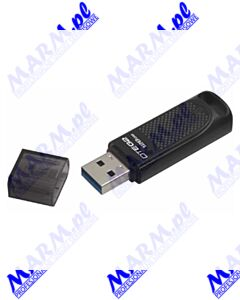 Kingston USB flash disk; USB 3.0 (3.2 Gen 1); 128GB; Elite G2; DTEG2/128GB; USB A; z osłoną; Kingston-black