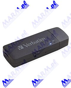 Verbatim Mediashare Wireless Mini; USB 2.0; 49160; USB A; Verbatim-black