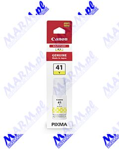 Canon oryginalny ink / tusz 4545C001; GI-41 Y; 7700s; Canon; PIXMA G1420; G2420; G2460; G3420; G3460s