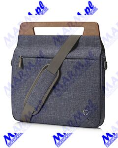 "Torba na notebook 14""; HP Renew Navy Brief Case; navy blue; poliester; HP; Hewlett-Packard-blue"