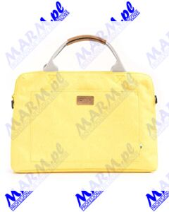 "Torba na macbook 15""; Polaris Sun; poliester; Golla; GOLLA-yellow"