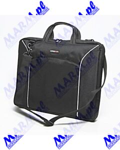 "Torba na notebook 15; 6""; nylon; NT001 typ Crown; No Name-black"