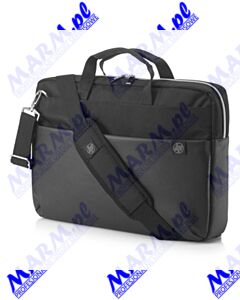 "Torba na notebook 15; 6""; Pavilion Accent; czarno-srebrna; nylon; HP; Hewlett-Packard-black"