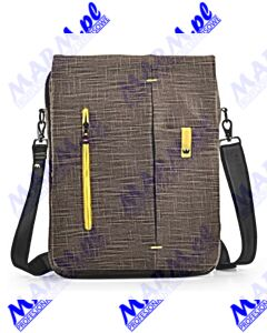"Messenger na notebook 15; 6""; brązowa; bawełniany; NT005 typ Crown; No Name-brown"