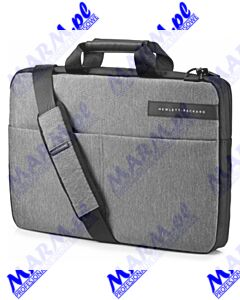 "Torba na notebook 17; 3""; Signature Slim Topload; szara; nylon; HP; Hewlett-Packard-grey"