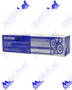 Brother oryginalny folia do faxu PC72; 2*140str.; Brother; Fax T-74; T-76; T-78; T-84; T-86; T-96s